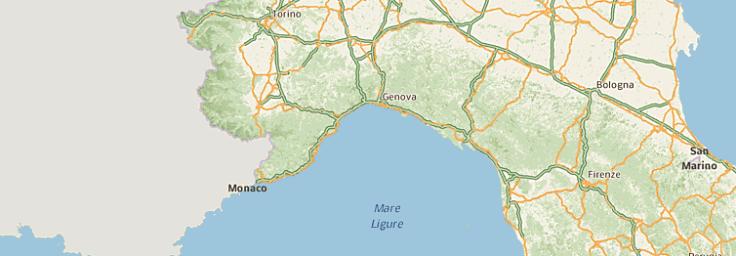 Naviga LIGURIA con TUTTOCITTÀ