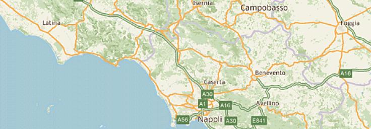 Naviga CASERTA con TUTTOCITTÀ